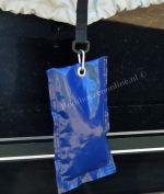 Grindzak Blauw (gevuld) voor Boothoes